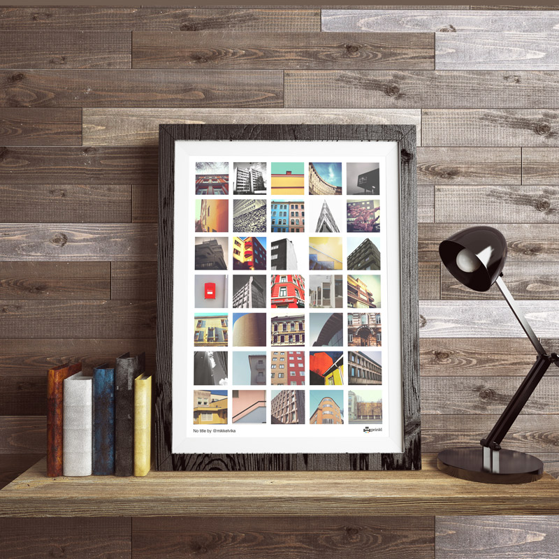 Print Your Instagram Photos With Prinkl